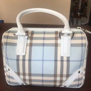 Authentic Burberry mini handbag